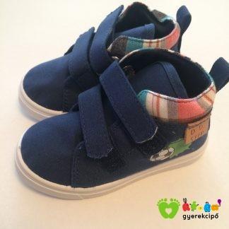 D.D. Step kisfiú vászoncipő