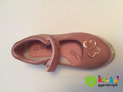 D.D. Step kislány nyitott cipő