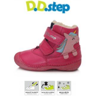 D.D. Step kislány téli bakancs