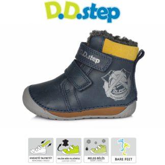 D.D. Step kisfiú téli bakancs